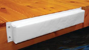 Taylor Bumper Vinyl Dock White 344
