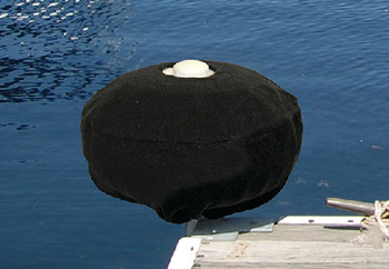Taylor Dock Wheel Cover 12 Black 5300B