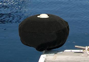 Taylor Dock Wheel Cover 18  Blk 5301B