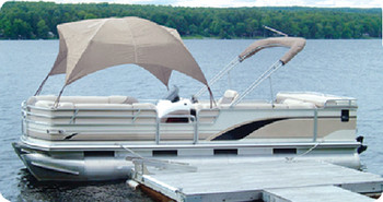Taylor Pontoon Easy Up Shade Top Sand 12003Os