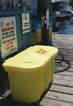Taylor Emergency Response Box Yellow 123550