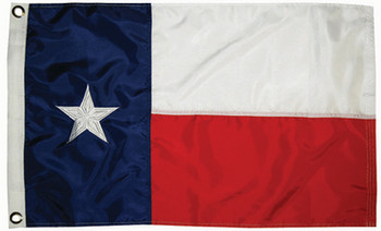 Taylor Texas Ensign 12In X 18In 2318