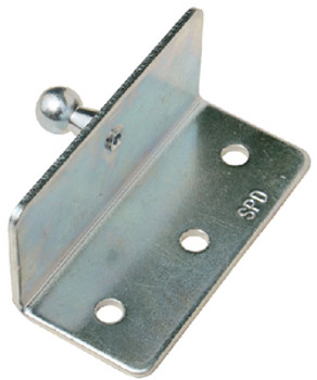 Taylor Stainless Steel Angled Mount Bracket With Base  1888