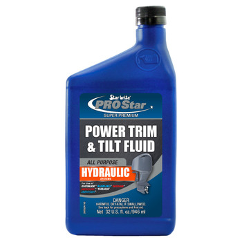 Starbrite Power Trim/Tilt Fluid 32 Oz 28532