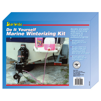 Starbrite Do-It-Yourself Winterizing Kit 35001