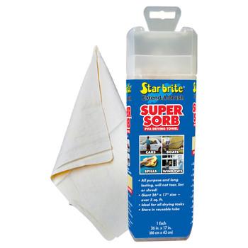 Starbrite Supersorb 27 X17 Smooth Wipe 40046