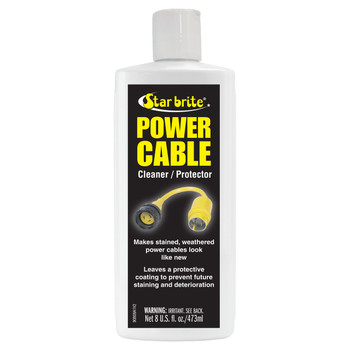 Starbrite Power Cable Cleaner 8 Oz 90808