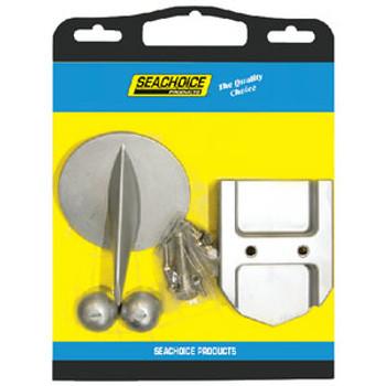Seachoice Alpha One 84-90 Kit - Aluminum 50-95001