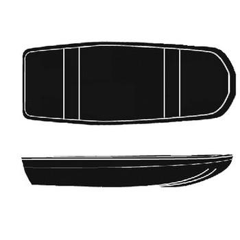 Seachoice 16'6 Jon Boat Cover 50-97721