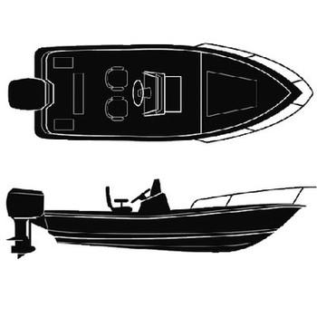 Seachoice 18'6 V-Hull Ctr Con Boat Cov 50-97761