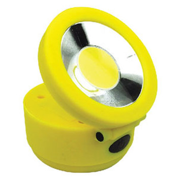Seachoice Round Worklight Yellow 8111