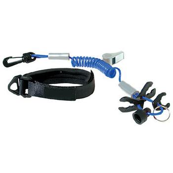 Seachoice Ultimate Safe Lanyard Blu/Svr 11724
