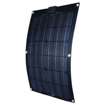 Seachoice Solar Panel Crystl Semiflx 25W 50-14481
