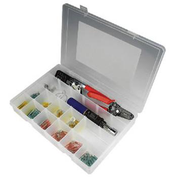 Seachoice 78Pc Heat Shrink Kit W/ Tools 61302