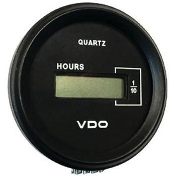 Seachoice Hourmeter Black/Black 50-15271