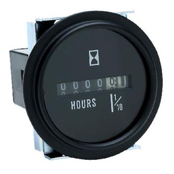 Seachoice Hour Meter Black Bezel 15311