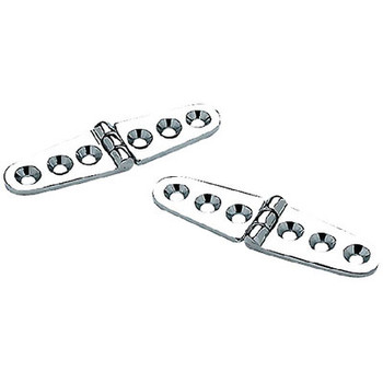 Seachoice Strap Hinge-6 x 1 1/8 - Cpb 2/Pk 33831