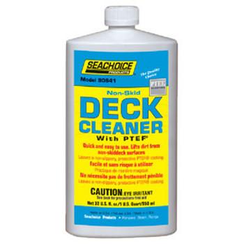 Seachoice Non Skid Deck Cleaner-Quart 90641