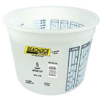 Seachoice Mixing Bucket 5 Quart 93430