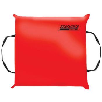 Seachoice Throw Cushion Foam Red 5000Red-44940