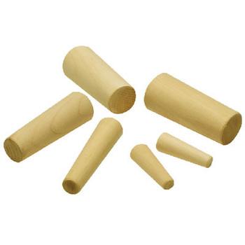 Seachoice Wood Plugs-6 Per Bag 45411