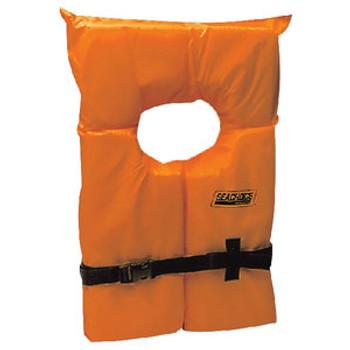Seachoice Orange Adult XL Life Vest Foam Epe1110Ak1Aslo-85580