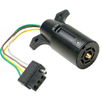 Seachoice 7 To 4 W/Adapt W/8 Wire 13831