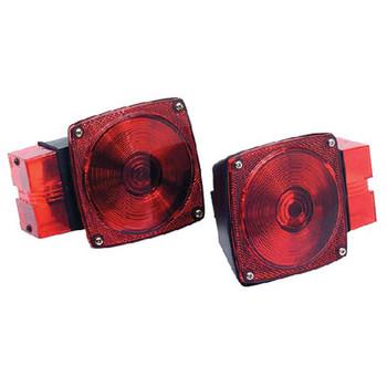 Seachoice Sub Trailer Lights Only O/U 80 Tl60Rksch