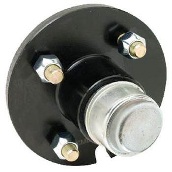 Seachoice Cast Wheel Hub-1 4-Stud Paint 50-53121