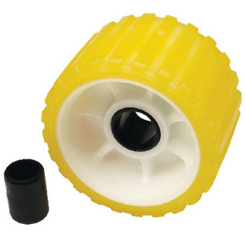 Seachoice Rib Roller Yellow 5-3/4 & 1 1/8 56540