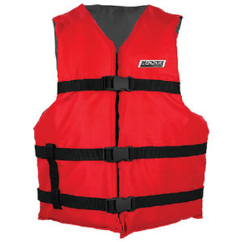 Seachoice Black/Red Adult XL Vest Epe2220As-85460