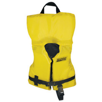 "Seachoice Black/Yellow Vest Infant Epe2100""fc-86500"