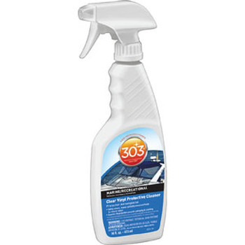 303 Products Clear Vinyl Protective Cleaner 16oz 30214