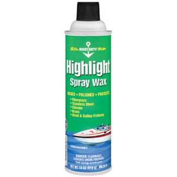 Marikate Highlight Spray Wax 18oz Mk2618
