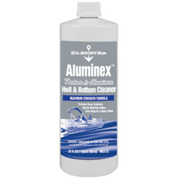 Marikate Aluminex Bottom Cleaner - Quart Mk3132