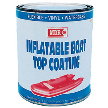 MDR Inflatable Boattop Coating Whi Quart MDR784