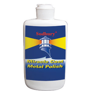 Sudbury Boat Care Metal Polish Miracle Coat 8oz 420