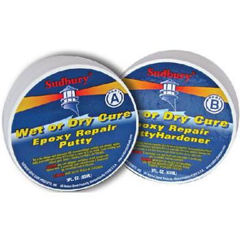 Sudbury Boat Care Epoxy Repair Putty 6oz Kit 621