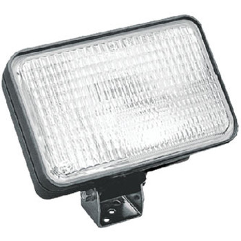 Jabsco 4X6 12V Halo Floodlight Black 45900-2000