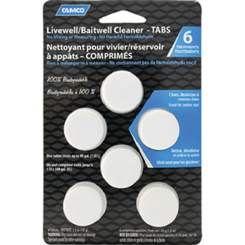 Camco Livewell / Fish Box Cleaner 50054