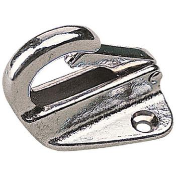 "Sea-Dog Line Fender Hook Chrome Brass 1/8""lin 672510-1"