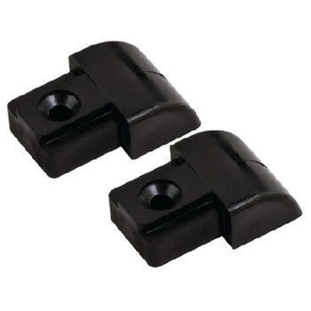 Sea-Dog Line Track End Cap Insert .85 Black 273213-1