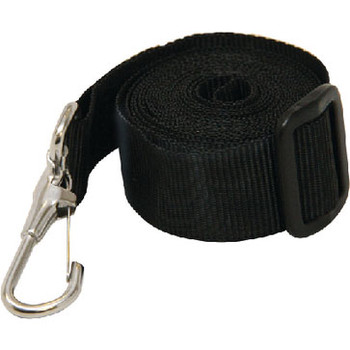 Sea-Dog Line Black Bimini Strap - 8 Feet 298172-1