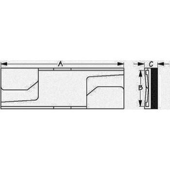 Sea-Dog Line Strapguard(Chok-A-Block) 2 756020-1