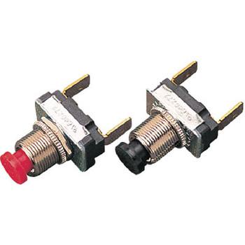 "Sea-Dog Line Horn Button-1/2""dia.Holeblk 420416-1"