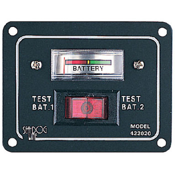 Sea-Dog Line Battery Test Switch-Economy 422020-1