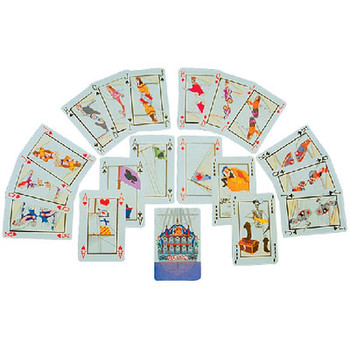 Sea-Dog Line Waterproof Playing Cards 1/Pk 588811-1