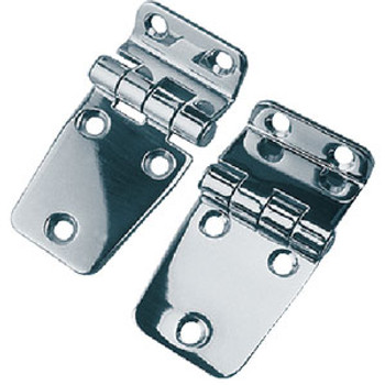 Sea-Dog Line Door Hinge 1-1/2X2-3/4 SS 2/Cd 201570-1