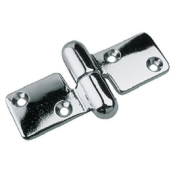 Sea-Dog Line Chrome Brass Take-Apart Hinge( 204279-1