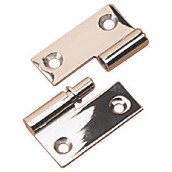 "Sea-Dog Line Take Apart H-Hinge 1-1/2"" 2/C 204510-1"